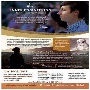 Isha Yoga - Inner Engineering - Technologies for wellbeing