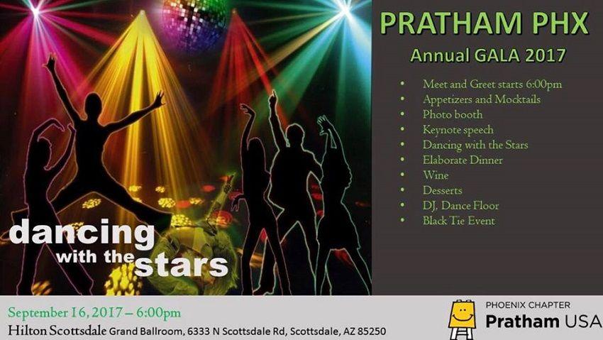 Pratham PHX Annual GALA 2017