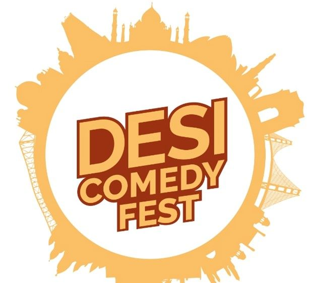 5th Annual Desi Comedy Fest - San Mateo