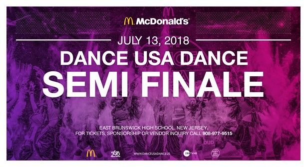 Dance USA Dance 2018 - Semi-Finale