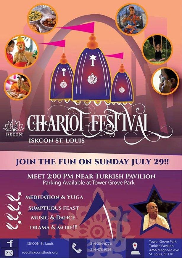 Chariot Festival - ISKCON