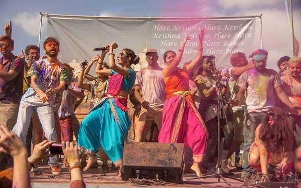 Festival of Colors Sacramento