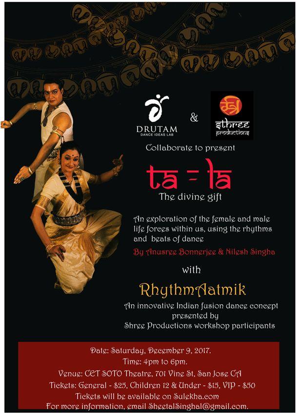 Drutam & SThree Present: Ta-La & RhythmAatmik