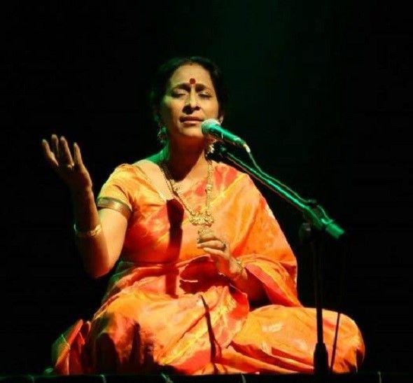 Bombay Jayashri Carnatic Concert