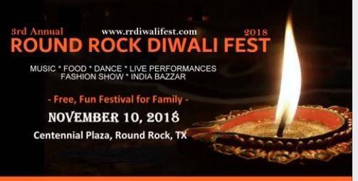 Round Rock Diwali Festival 2018