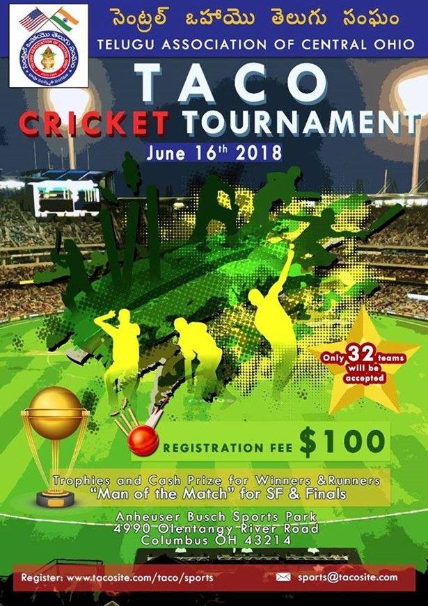 2018 TACO Cricket Tournament