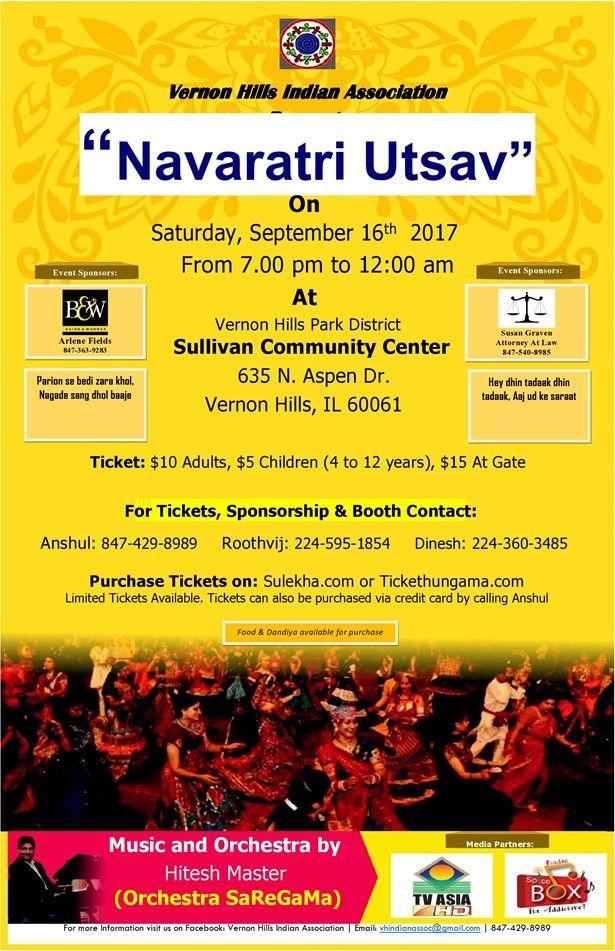 Navaratri Utsav 2017 Traditional Garba & Raas with Hitesh Master (Orchestra Sare