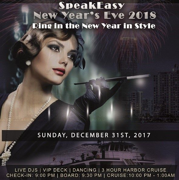 New Years Eve Party 2018 - Seattle