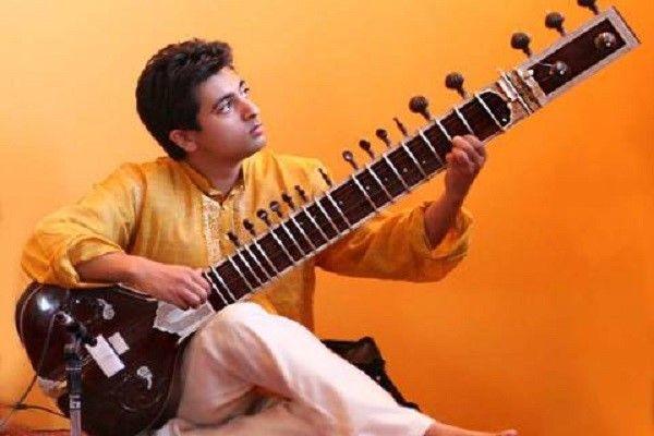 Indrajit Roy-Chowdhury sitar & Indranil Mallick tabla