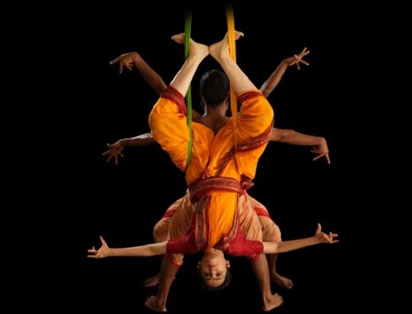 A Story and a Song: Navarasa Dance Theater
