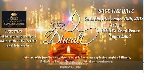 Diwali Nite 2018 in Houston