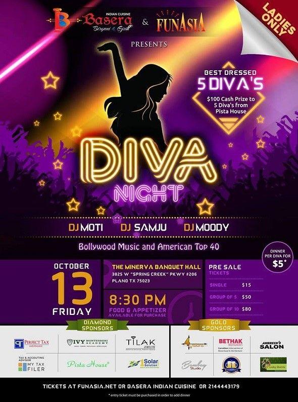 Diva Night Ladies Special