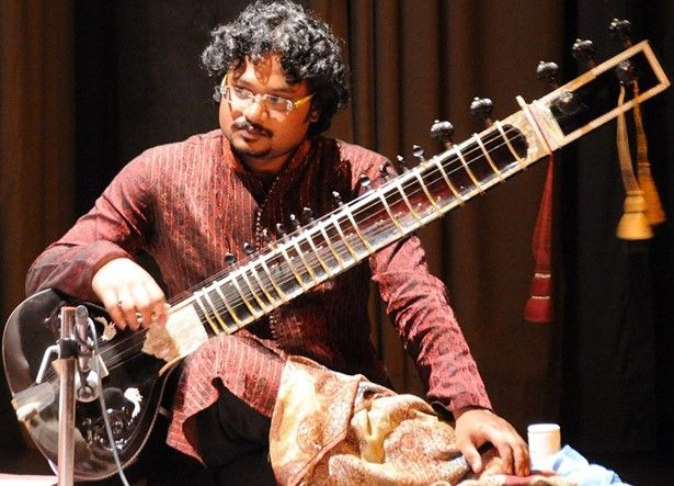 Sitar + Tabla Concert with Rajib Karmakar and Miles Shrewsbery
