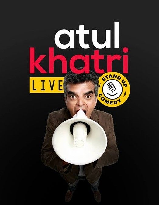 Atul Khatri Live Stand Up Comedy in Milpitas