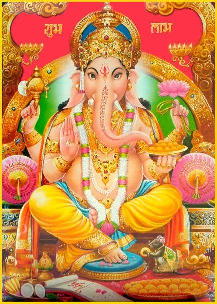 Ganesha Maha Neivedyam