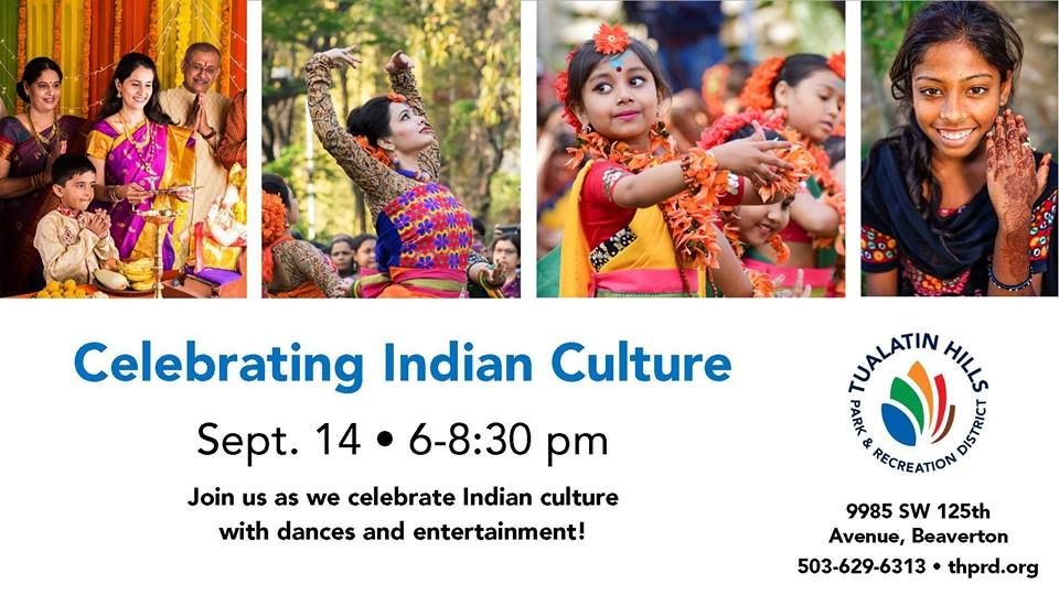 Celebrating Indian Culture