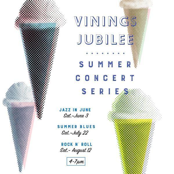 Vinings Jubilee Summer Concert Series featuring The Sidemen