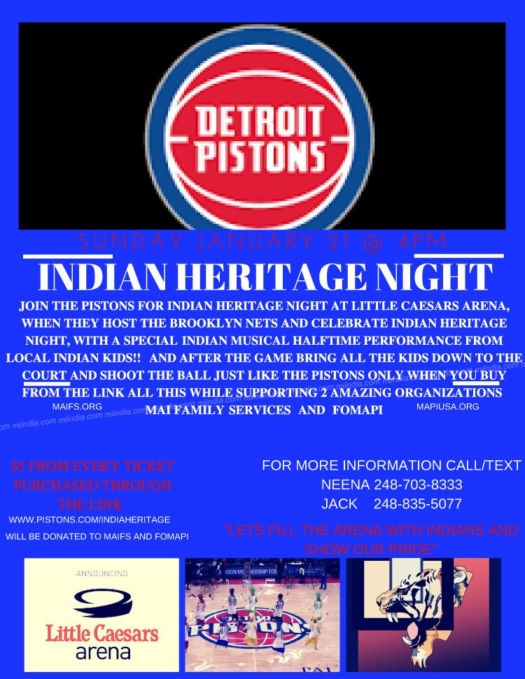 Indian Heritage Night