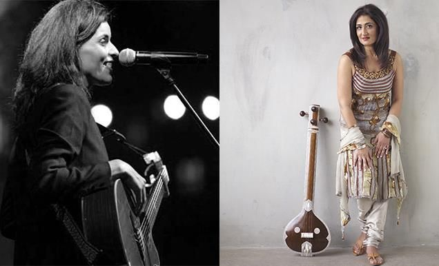 LOVEfest: Kiran Ahluwalia and Souad Massi