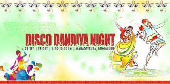 2nd Disco Dandiya