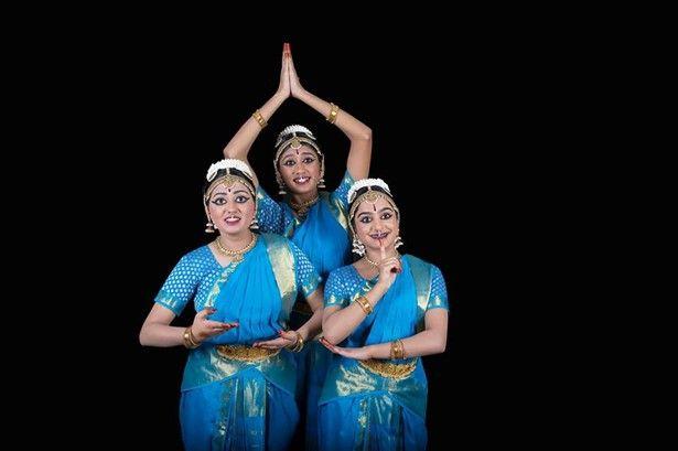 Arangetram of Amulya, Himja and Siddhi