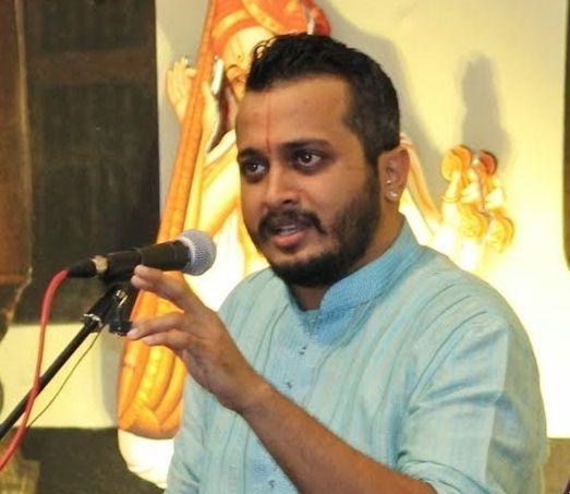 Sandeep Narayan - Carnatic Vocal Concert - Organized by Sruti.Org