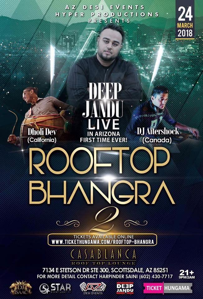 ROOFTOP BHANGRA
