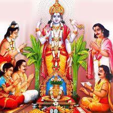 Satyanarayan Katha - Poshi Purnima