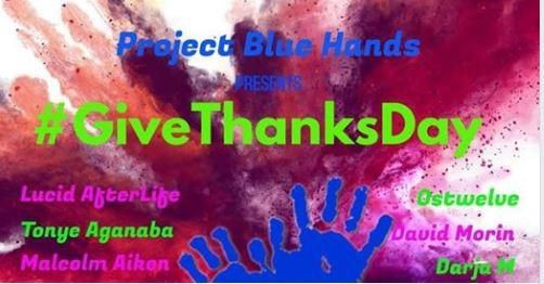 Give Thanks Day - A Celebration Of A Harmonic Life