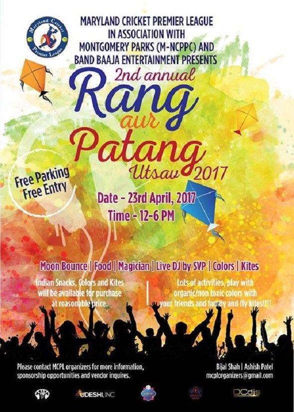 2nd Annual MCPL Rang Aur Patang Utsav 2017
