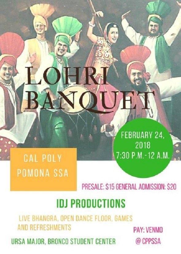 Lohri Banquet