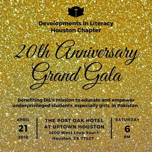 DIL Houston 20th Anniversary Grand Gala