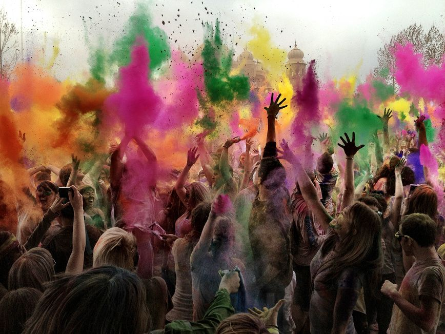 Holi – Festival Of Colors