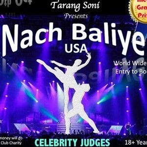 DIWALI PARTY & NACH BALIYE USA Grand Finale with AAMIR and SANGEEDA