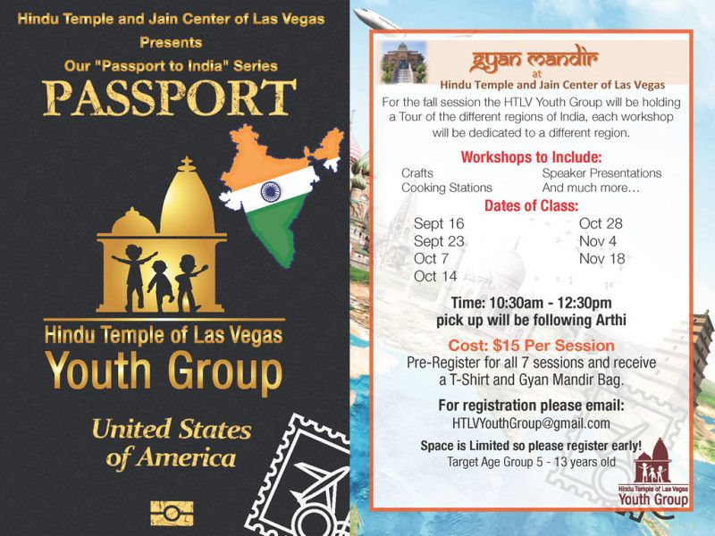 PASSPORT TO INDIA SERIES FOR YOUNG CHILDREN