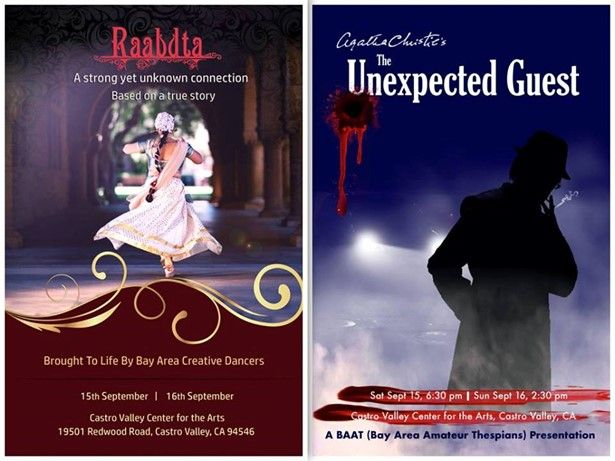 BACDA presents - Raabdta and The Unexpected Guest