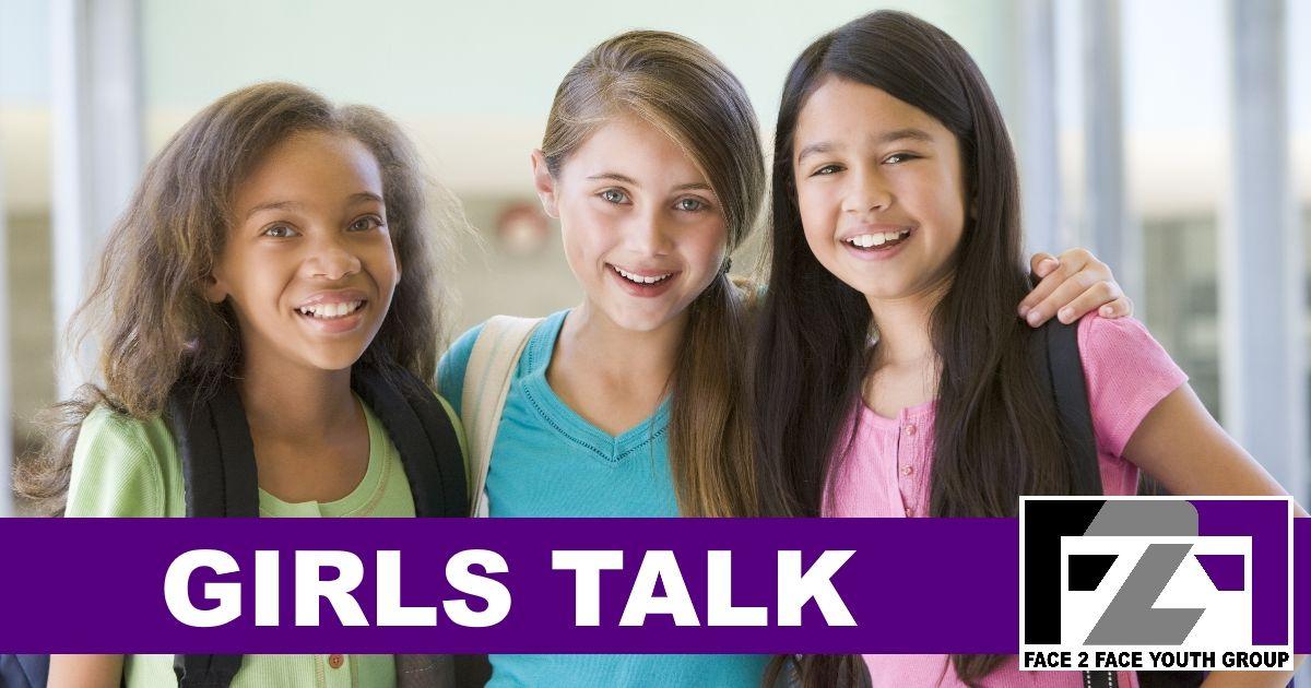 F2FYouthGroup: Girls Talk