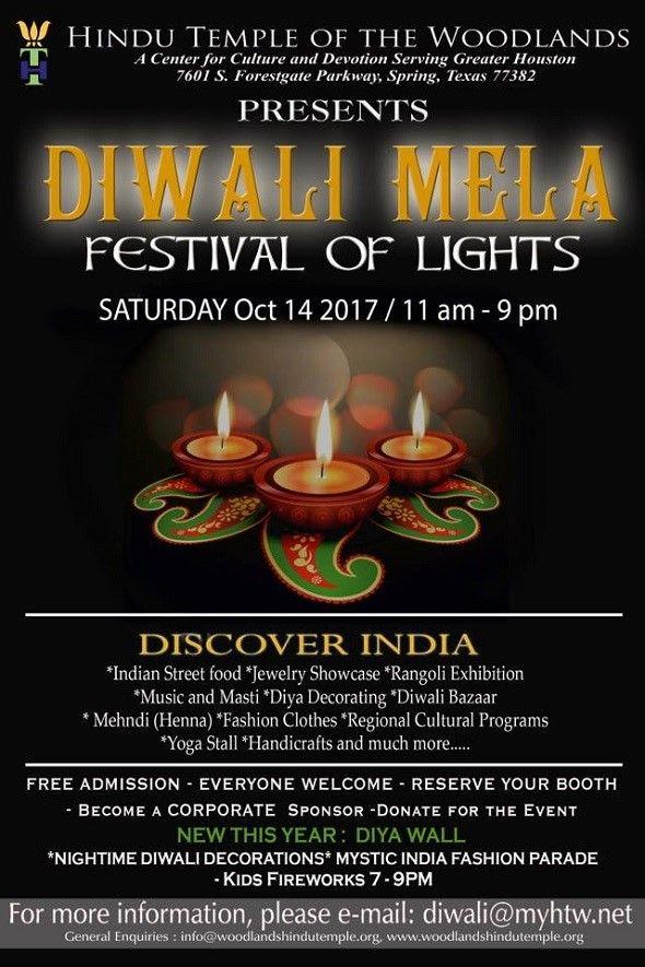 Diwali Mela 2017