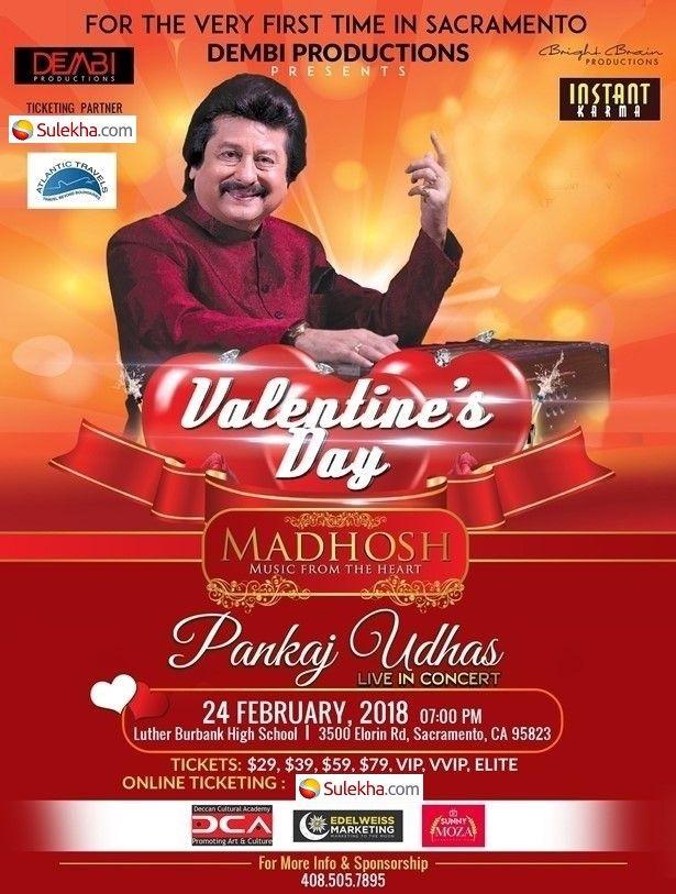 Pankaj Udhas Live in Concert - Sacramento