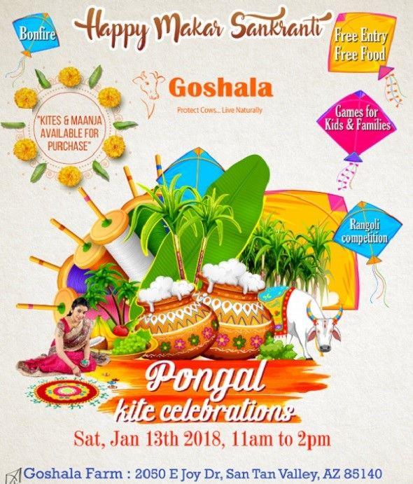 Pongal-Sankrant Celebrations Goshala