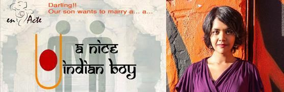 The Nice Indian Boy, A Play in English by EnActe