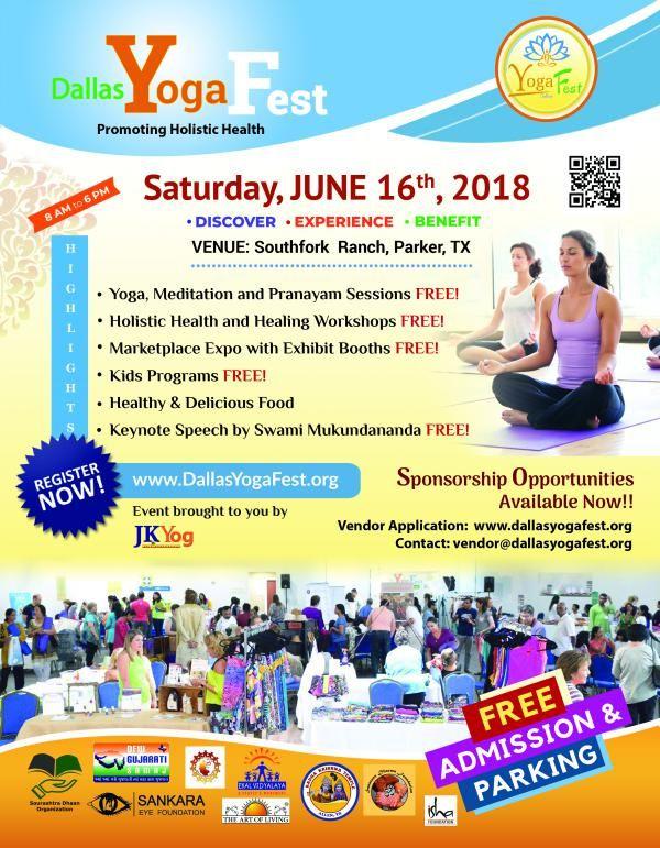 Dallas Yoga Fest