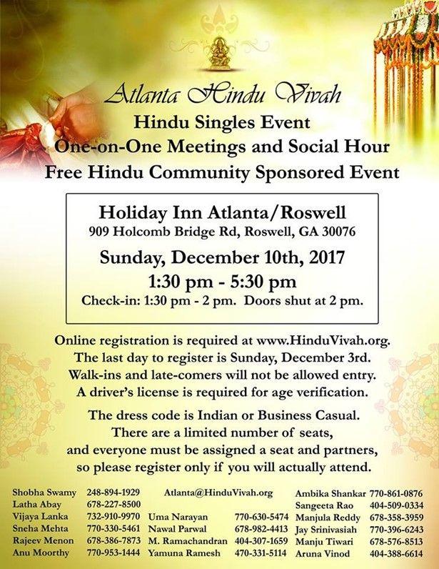 Vivah: Hindu Singles Meeting