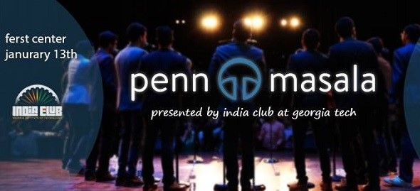 Penn Masala at Georgia Tech