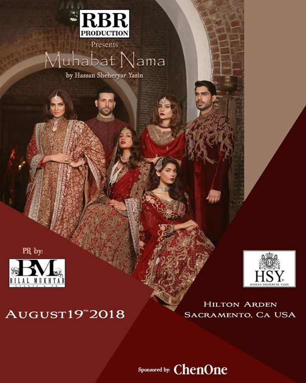 FASHION SHOW BY HSY