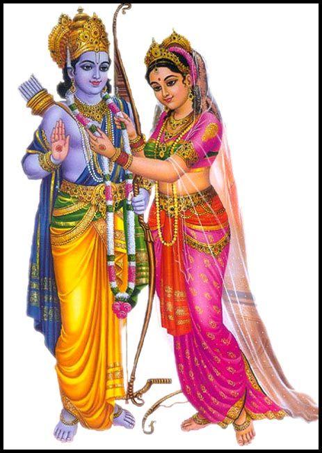 Ramanavami Celebrations- Sita/Rama Kalyanam