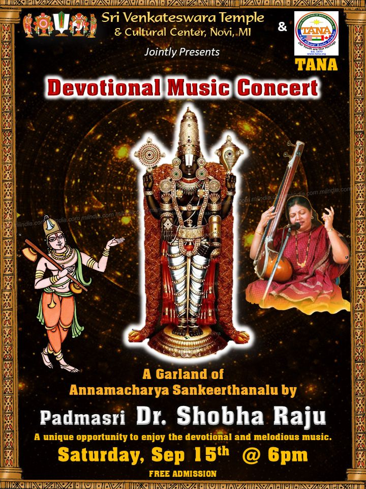 Devotional Music Concert