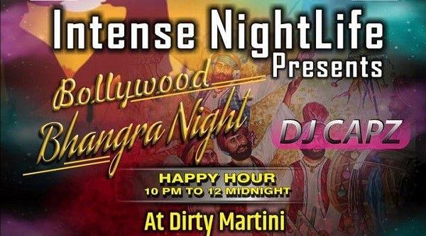 Bollywood Bhangra Party with DJ CAPZ