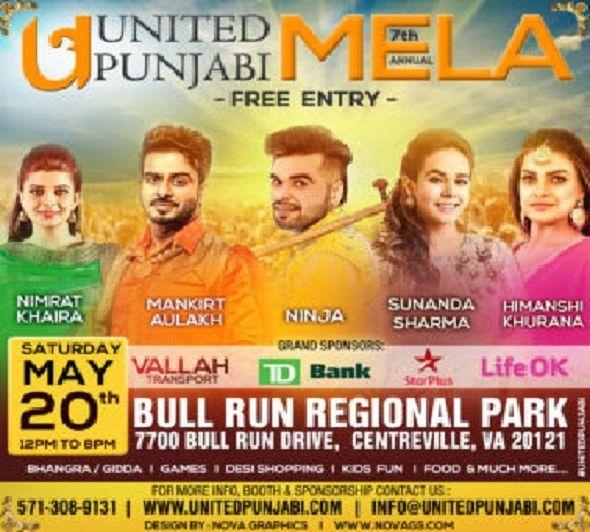 United Punjabi Mela 2017