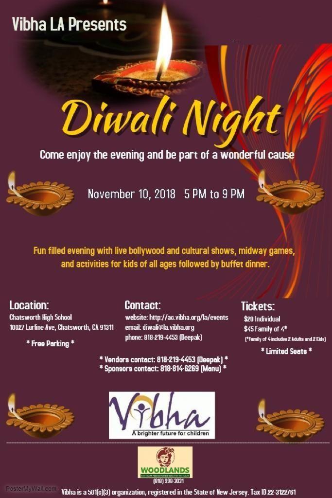 Diwali Night 2018